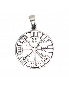 Colgante simbologia de plata