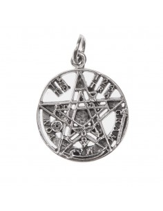 """Colgante """"Tetragrametrón""""..."""