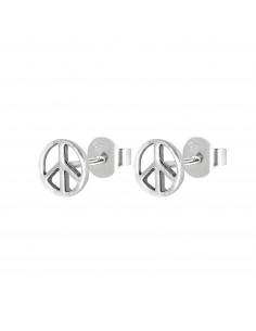 Pendiente símbolo de la paz...